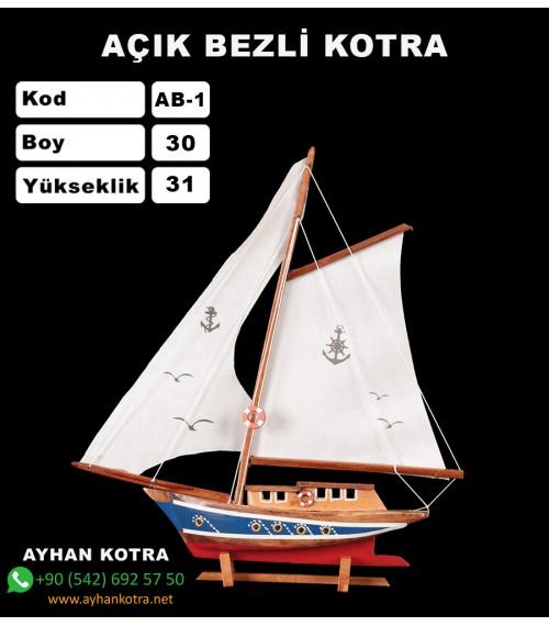 Açık Bezli Yat Modelleri Kod AB1Ebat 30X43