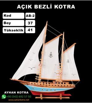 Açık Bezli Yat Modelleri Kod AB2 Ebat 37X41