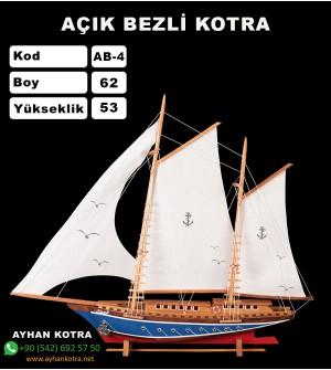 Açık Bezli Yat Modelleri Kod AB4 Ebat 62X53