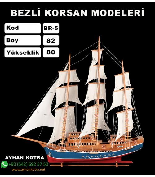 Bezli Korsan Modeller Kod BR5 Ebat 82X80