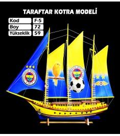 Taraftar Kotra Maketleri Kod F5 Ebat 72X59